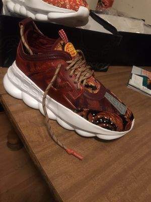 Versace Chain reaction size 8.5 and a 9 for Sale in Bedford Heights, OH
