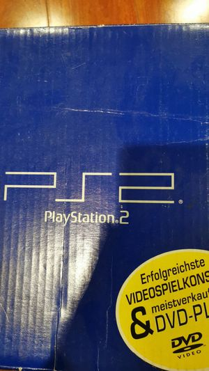 Sony PS2 New for Sale in Arcadia, CA