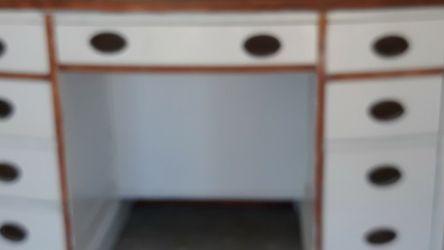 Antique Desk $100 Or B.o for Sale in Lehigh Acres,  FL