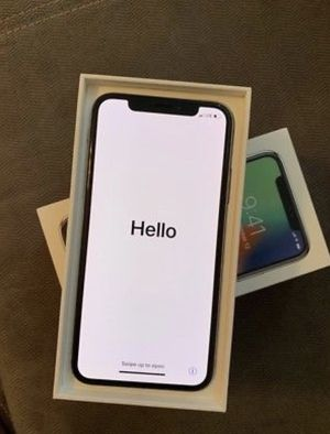 IPhone X unlocked 256gb for Sale in Annandale, VA