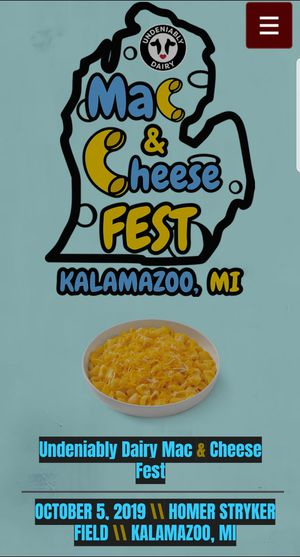 Mac and cheese GA Mac only festival ticket for Sale in Kentwood, MI