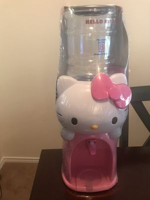 Hello Kitty Water Dispenser for Sale in Frederick, MD