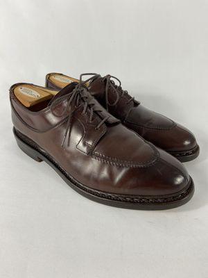 PARABOOT Burgundy SHELL CORDOVAN Mens Split Toe Derby Dress Shoes - US 10.5 for Sale in Scottsdale, AZ