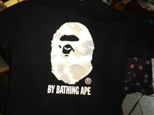 BATHING APE GLOW IN DARK CAMO for Sale in Oakland, CA