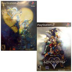 Kingdom of Hearts I & II PS2 Video Game Lot for Sale in Arlington,  WA