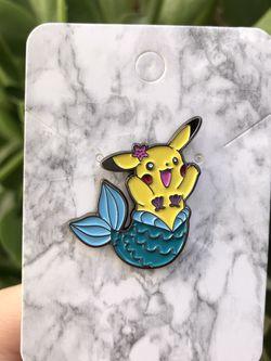 Mermaid Pikachu Pokemon Pin for Sale in Orange,  CA