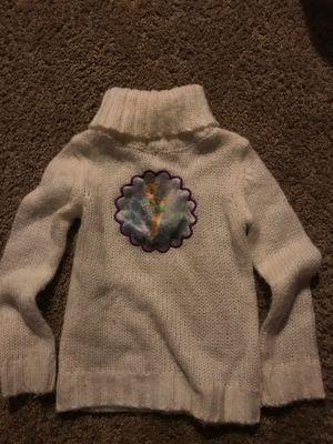 Girls sweater turtleneck- Disney's tinker bell for Sale in Newcastle, WA