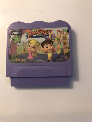 Vtech alphabet adventure game for Sale in Tigard, OR