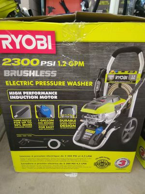 PRESSURE WASHER ELECTRIC 2300PSI for Sale in Phoenix, AZ