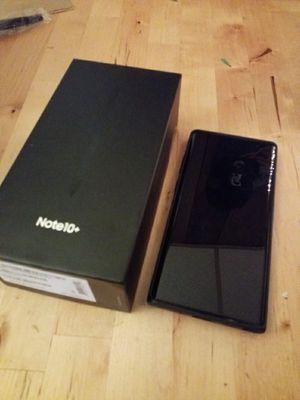 Samsung Galaxy Note 10+ Black UNLOCKED for Sale in Los Angeles, CA