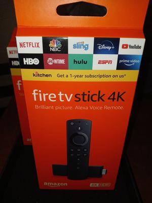 Fire Tv Stick MEGA21 FULLY-LOADED for Sale in Houston, TX
