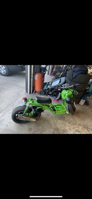 Ice bear mad dog moped 250cz for Sale in Vancouver, WA