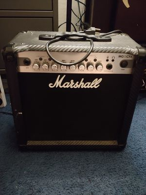 Marshall Amp for Sale in Los Angeles, CA