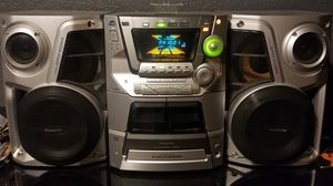 Panasonic stereo system for Sale in Mansfield, TX