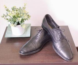 Bruno Magli - Black Leather Oxford for Sale in Mill Creek, WA