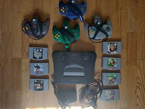 Nintendo 64 bundle for Sale in Pasadena, CA
