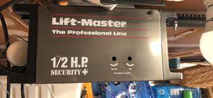 Lift-Master 1260LM. 1/2hp garage door opener for Sale in East Meadow, NY