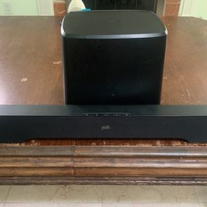 Soundbar With Subwoofer for Sale in Anaheim, CA