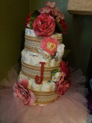 Diaper cake for Sale in Phoenix, AZ