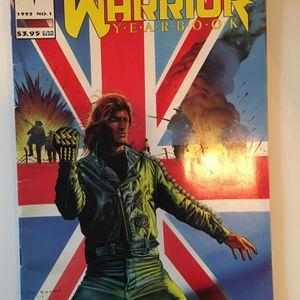 Eternal Warrior Comic Book for Sale in Glendale, CA