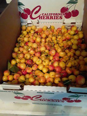 Cherry fresca cortada de hoy 🍒🍒🍒🍒🍒 for Sale in Stockton, CA