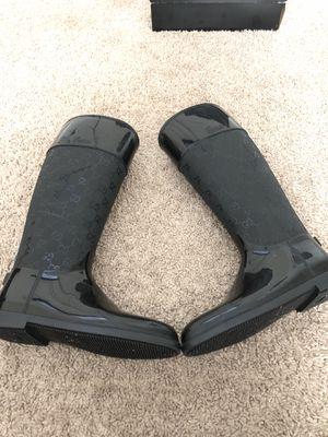 Gucci rain boots authentic for Sale in Saint Cloud, FL