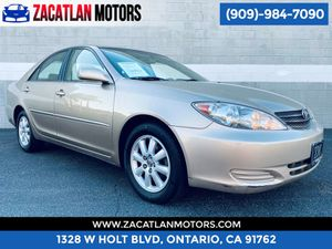 2002 Toyota Camry for Sale in Ontario, CA