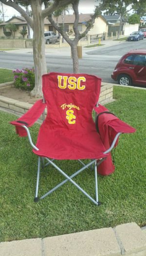 USC Chair and Storage Bag for Sale in Covina, CA