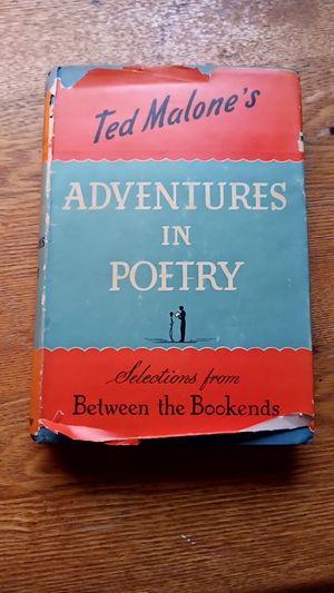 Vintage poetry book for Sale in CORP CHRISTI, TX
