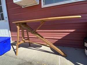 Vintage Wood Ironing Board for Sale in Benton City, WA