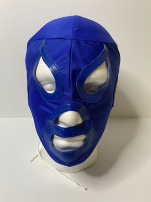 Blue Lucha Libre Mask for Sale in Fontana, CA