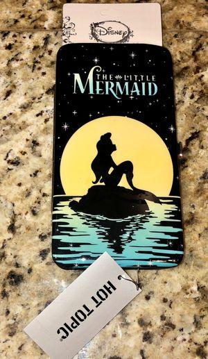 New Disney Little Mermaid Loungefly Wallet for Sale in San Jacinto, CA