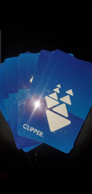 Clipper Cards for Sale in Hayward, CA