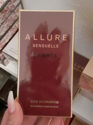 Chanel Allure Sensuelle Perfume 100ml New for Sale in Federal Way, WA