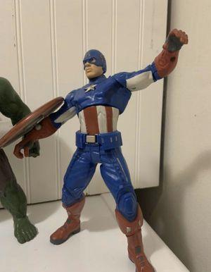 "Captain America 9"" figure for Sale in San Antonio, TX"