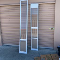 Dog Doors For Standard And Tall Sliding Glass Doors Large Breed for Sale in Ripon,  CA