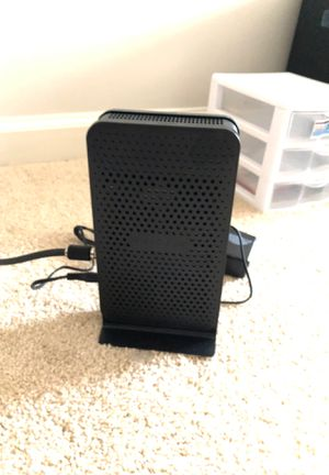 C3700 two in one Netgear modem plus router brand new for Sale in Ashburn, VA