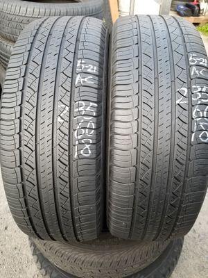 235/60-18 #2 tires for Sale in Alexandria, VA