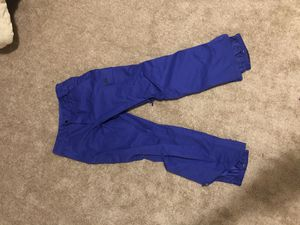 Purple empyre snowboard pants M for Sale in Tacoma, WA
