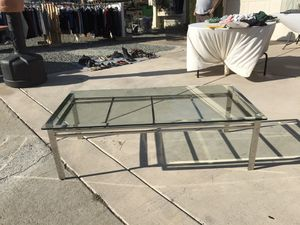 Glass Table for Sale in Chula Vista, CA