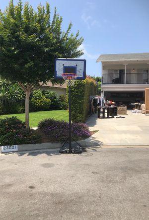 Lifetime Basketball Hoop for Sale in Torrance, CA