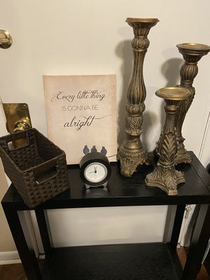 Various Decor Items for Sale in Nashville, TN