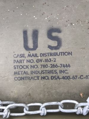 Military Mail Distribution Center for Sale in Milwaukie, OR