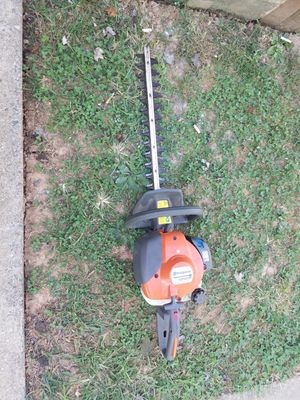 Husqvarna hedge trimmer for Sale in Hurt, VA