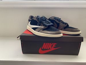 Travis Scott low 1s size 10 for Sale in Aurora, CO