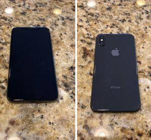 Iphone x 256GB for Sale in Richmond Hill, GA