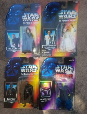 Star Wars Action Figures $25 (1996) for Sale in Las Vegas, NV