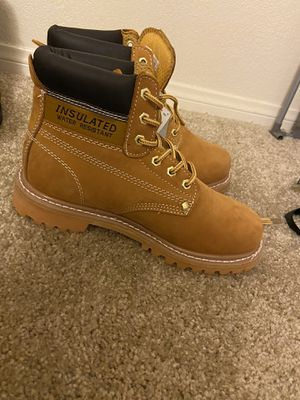 Steel toe boots for Sale in Lemon Grove, CA