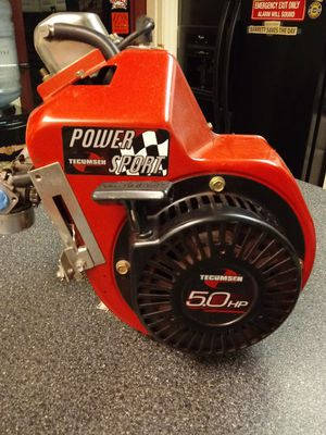 TECUMSEN 5.0 HP RACE ENGINE for Sale in Greensboro, NC