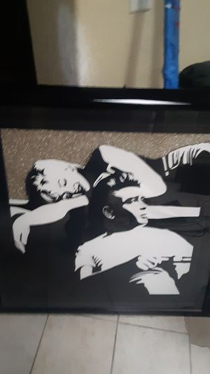 Marylin Monroe & James Dean abstract for Sale in Las Vegas, NV
